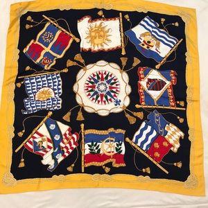 Wathne silk scarf